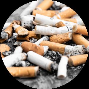 Symbolbild Raucher Behandlung mit Hypnose